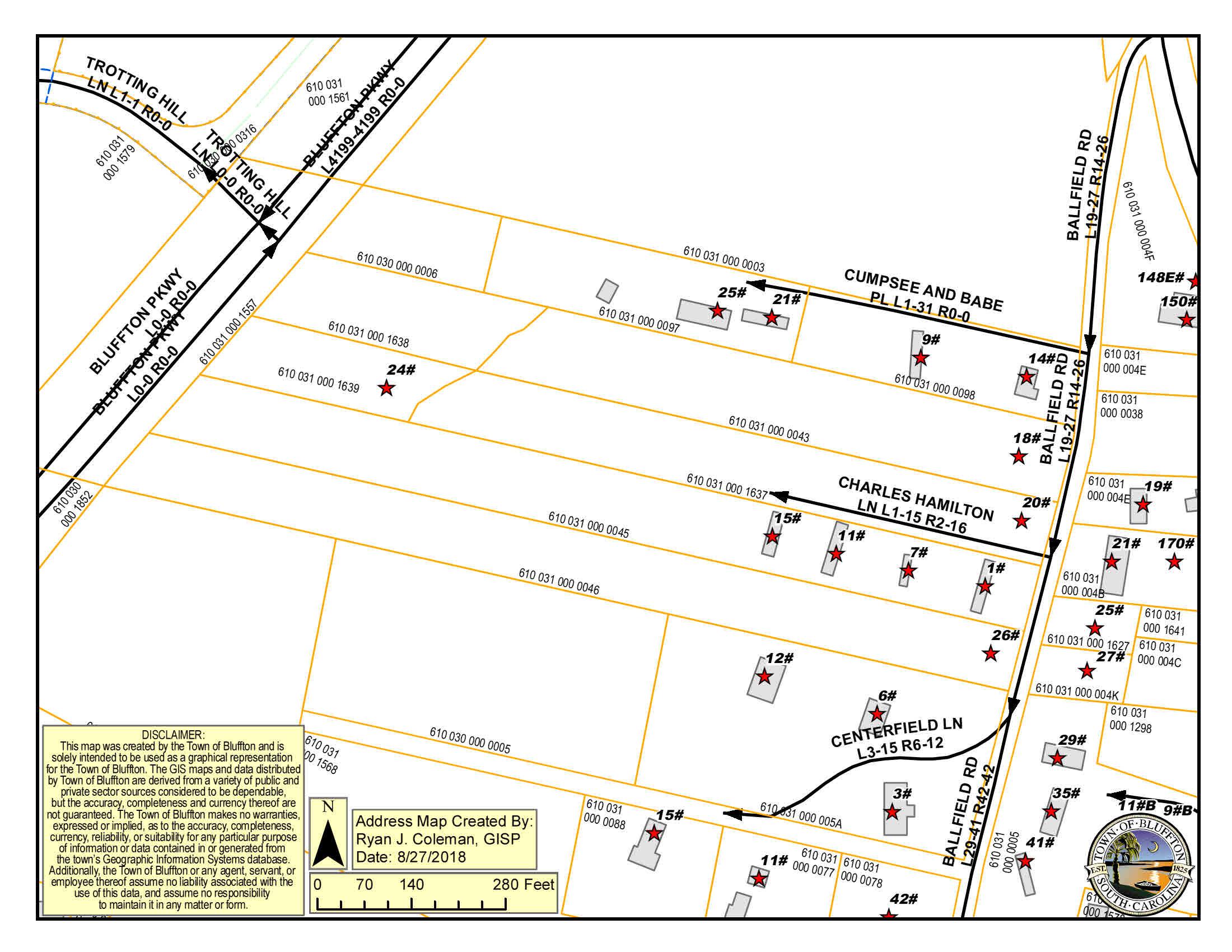 24 Ballfield Road, Bluffton, South Carolina 29910, ,Land,Pending Listings,Ballfield Road,1047